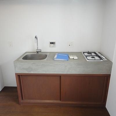 デザイン製の高いキッチンです!