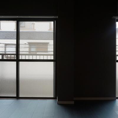 日当り良好なんです。※写真は別部屋です