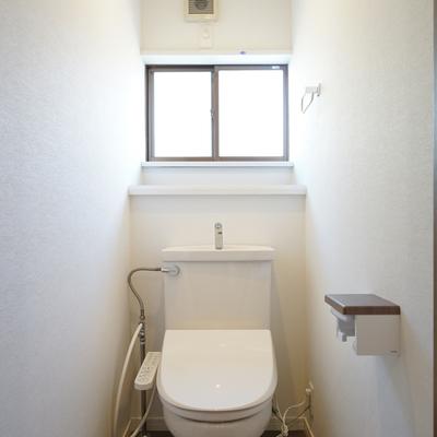2階にもトイレがありました!