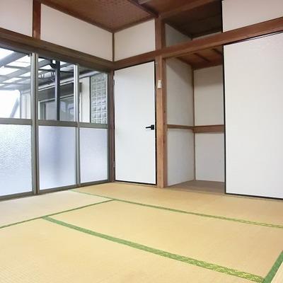 こんな和室もあります※写真は前回募集時のものです