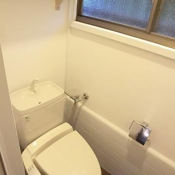 ウォシュレットつきトイレ※写真は前回募集時のものです