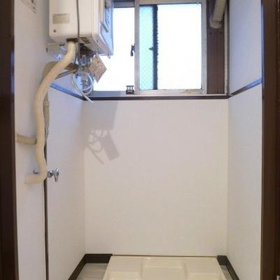 室内洗濯機置き場もあります。
