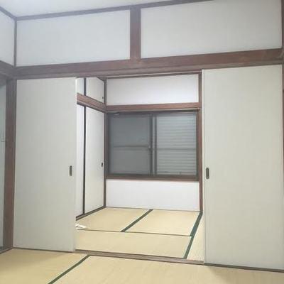 2階は和室に