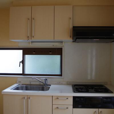 キッチンは少し狭いかな?