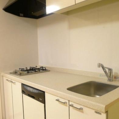 食洗機付きのキッチンです。