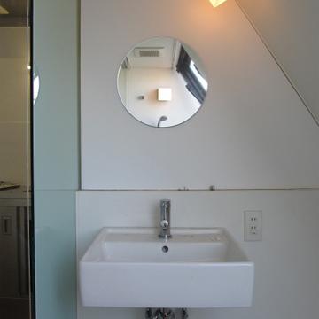 洗面台はキュート