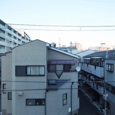 閑静な住宅街です