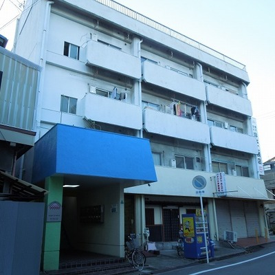 昭和レトロなマンションです