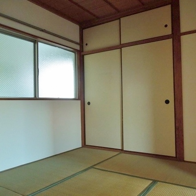 ほっこり和室が2部屋も!