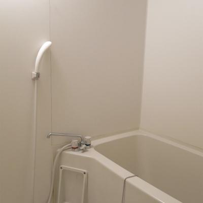 ミストサウナ、浴室乾燥機付!※写真は別部屋