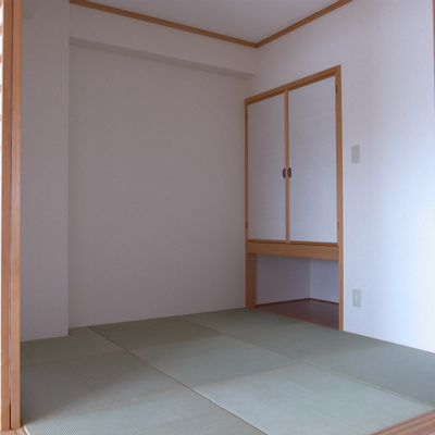小さめな和室