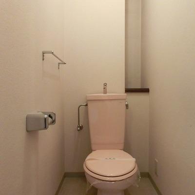 トイレにお花を飾りませんか?