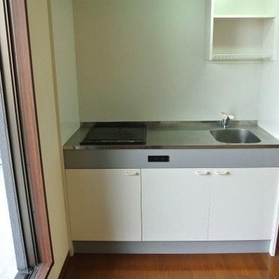 キッチンはIH※写真は別部屋です。