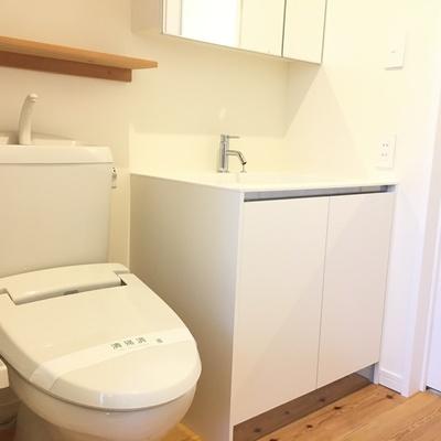 すぐ横にトイレ!※写真は前回募集時のものです。