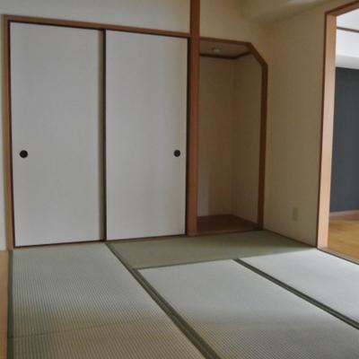 和室もあります※写真は別室