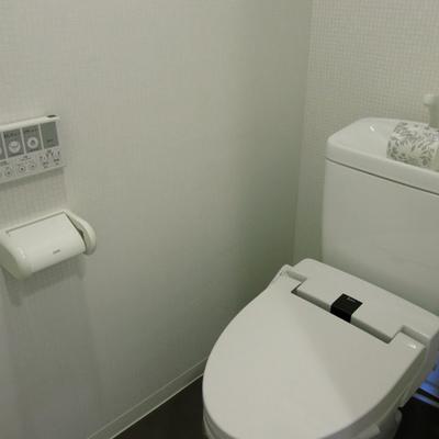 トイレも美しく