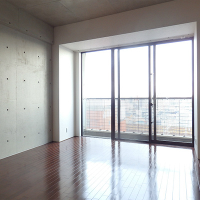 広々とした室内空間も魅力的