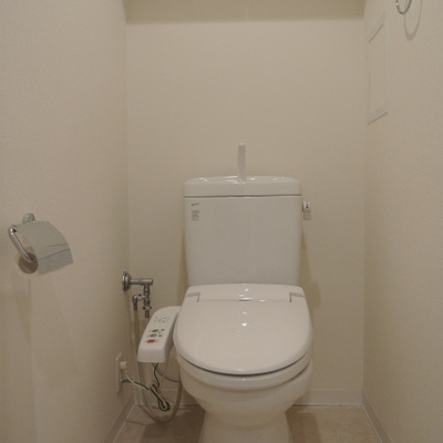 トイレも問題なし