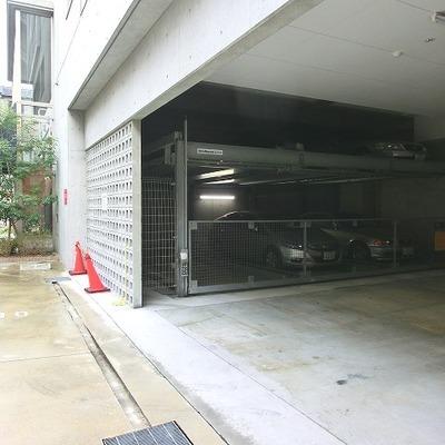 駐車・駐輪スペースも確保されています!