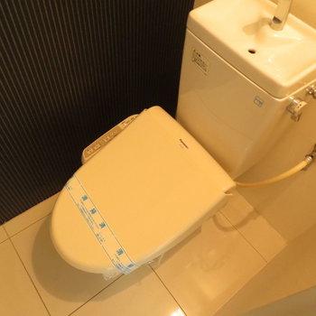 トイレは意外とほっこりします