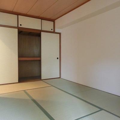 お部屋に一部屋あると嬉しい6帖の和室※写真別部屋