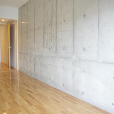 コンクリートの壁!※画像は14階