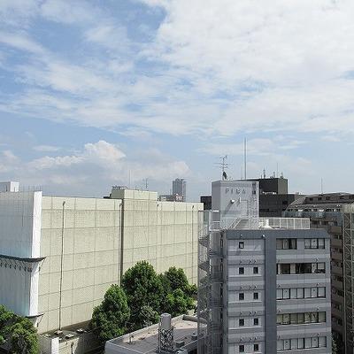 眺望は、なんといっても11階!!※写真は別部屋になります。