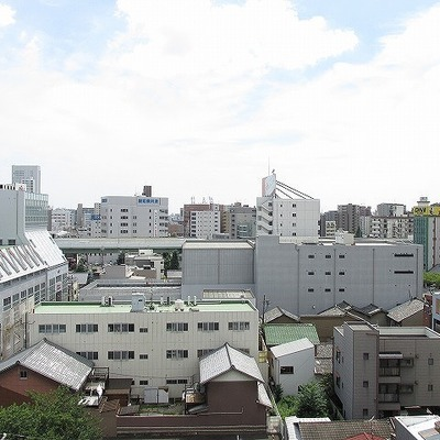 9階なので眺望も良いです!※写真は別部屋です。間取りは図面をご確認ください。