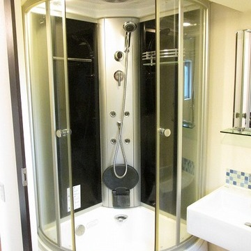 もう一回!シャワールームです。