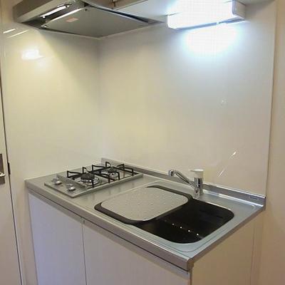 新品キッチン!