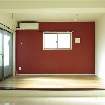 どうですか?どんな家具を置こうかわくわくしませんか?※写真は別部屋です。