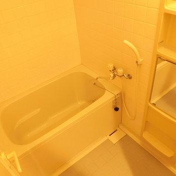 こちらは室内にあったお風呂