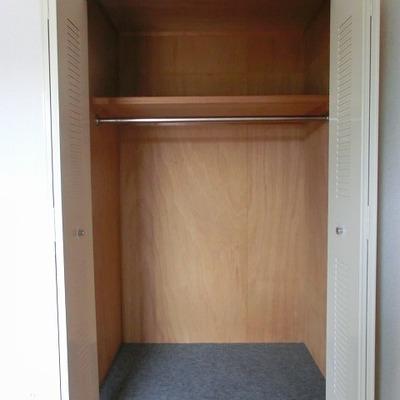 洋室・和室共に収納スペースあります!
