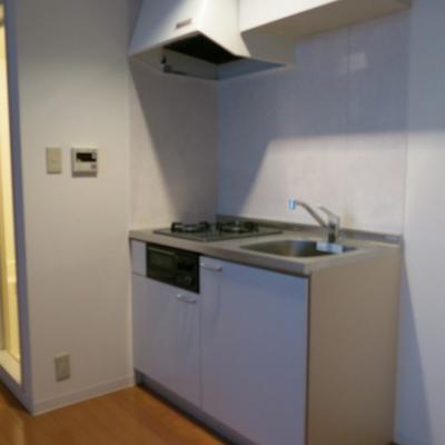 キッチンはキレイです!
