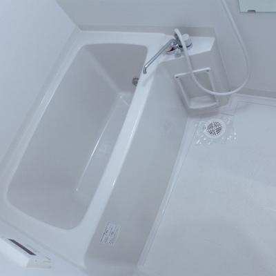 お風呂もピカピカ!清潔感は大事です!