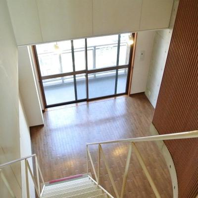 メゾネット2階構造で8・9階部分を楽しみましょう