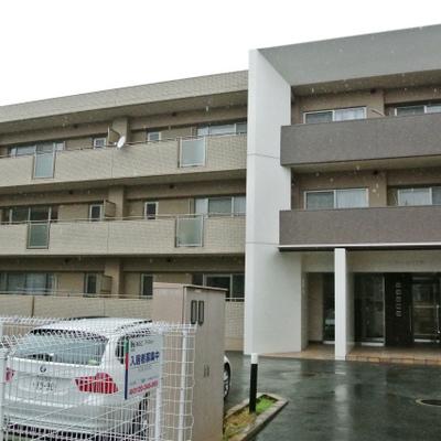 3階建のかわいいサイズのマンション
