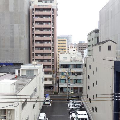 職人的な京町堀の街