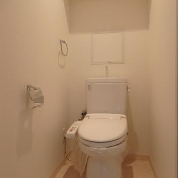 もちろんトイレもきれい※写真は前回掲載時のものです。