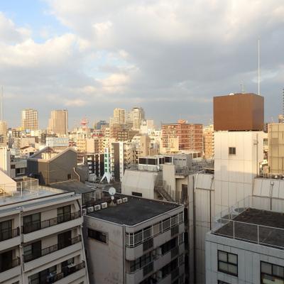 最上階の眺めは最高やで※写真は前回掲載時のものです。