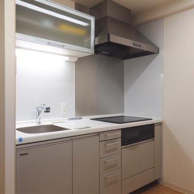 キッチンもやはり素敵です※写真は前回掲載時のものです。