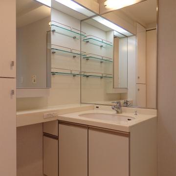 この洗面台には惚れた。※写真は前回掲載時のものです。