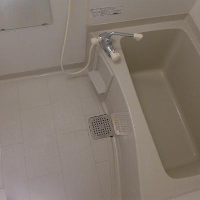 お風呂も普通。問題なし!