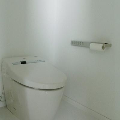 トイレしっかりとした機能