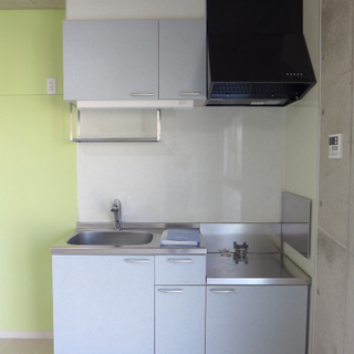 キッチン、収納スペースgood!