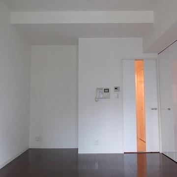 白で統一されています。※写真は別部屋になります。
