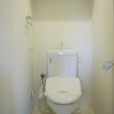 トイレあっさり