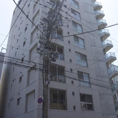 キレイな築浅のマンション