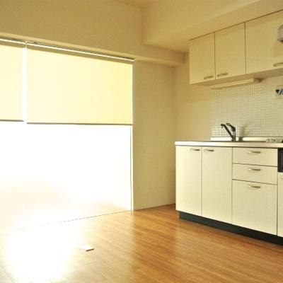緑のアパートメント