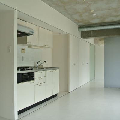 緑のアパートメントⅡ